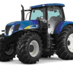 Запчасти для трактора New Holland